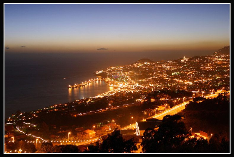 Funchal illumination