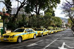 Funchal Taxi....