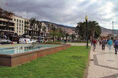 Funchal - Uferpromenade