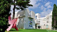 Fundacio Joan Miro - Parc de Montjuïc