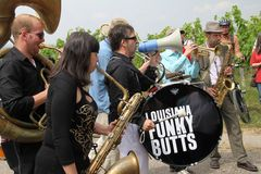 Funk Jazz 2010 Weinberg Stuttgart Louisiana Funky Butts Ü599K