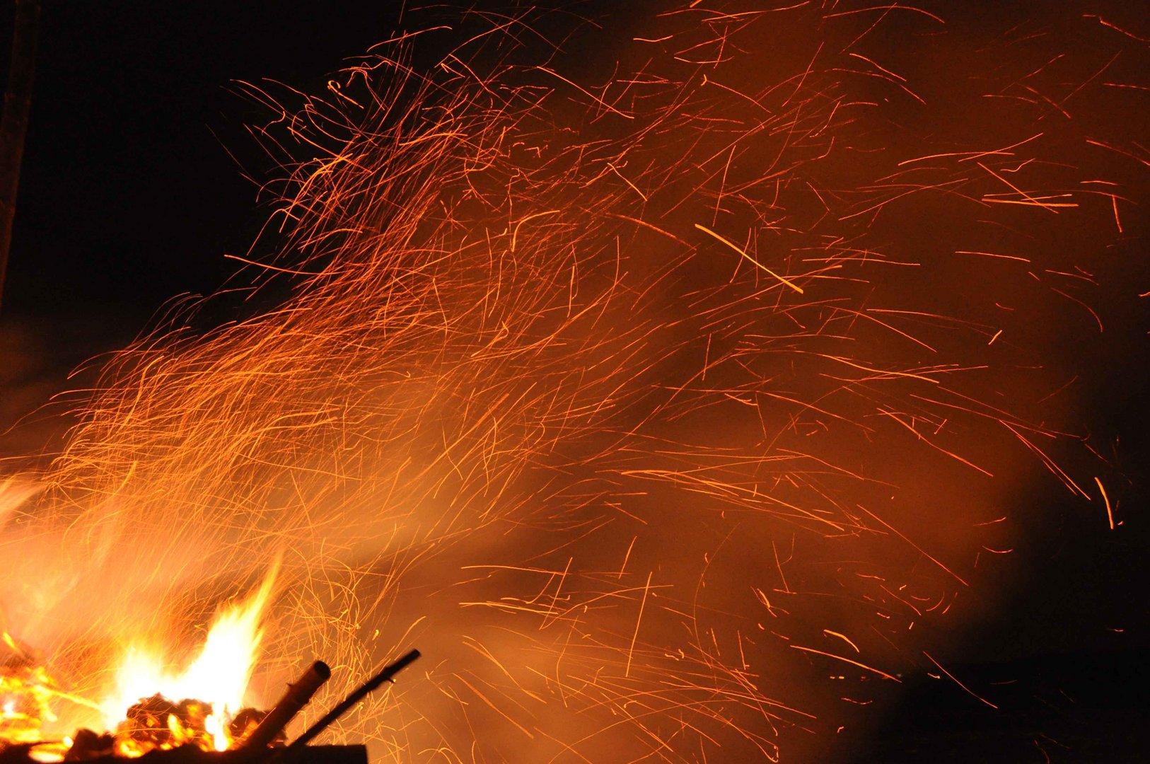Funkenfeuer