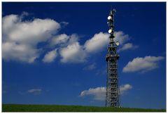 Funkturm Wildewiese 12.08.2007 18.45 Uhr