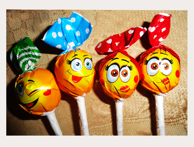 Funny candy)