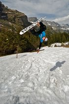 funny Springsession at Klausenpass, CH