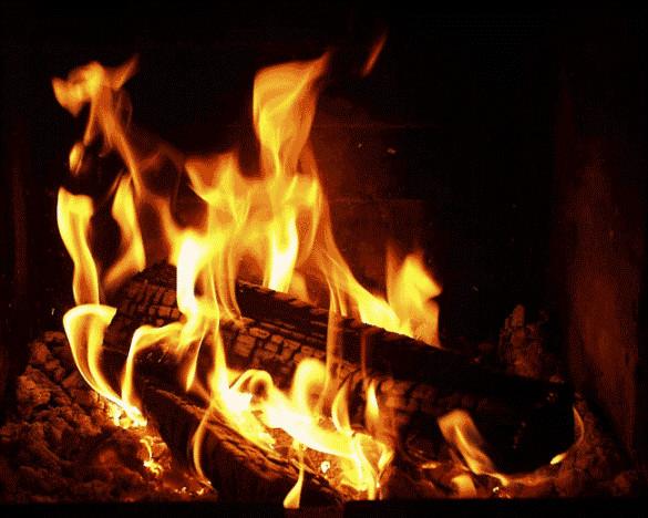 fuoco di passione