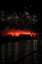 Fuoco sul mare - Fire on the sea