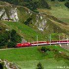 Furka-Oberalp Railway