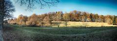 Furpacher-Weiher Winter-Panorama