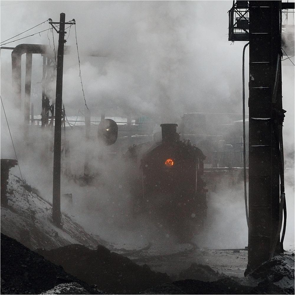 Fushun Special Steelworks - Ein Morgen im Schnee I