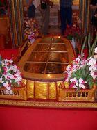 Fußabdruck Buddhas