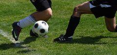"""""""Fußball bei Burgberg im Allgäu 2"""""""