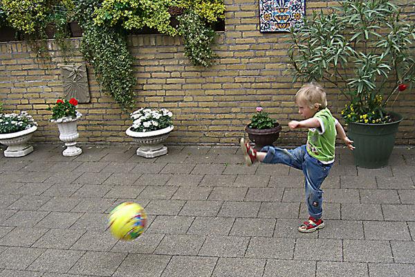 Fußball-Nachwuchsspieler