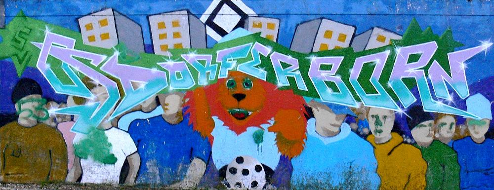 Fußball-Team Bornheide