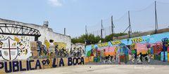 Fußballviertel La Boca