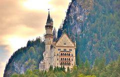 Fussen (Germania) - Castello di Ludwig
