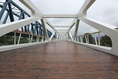 Fußgänger-Brücke