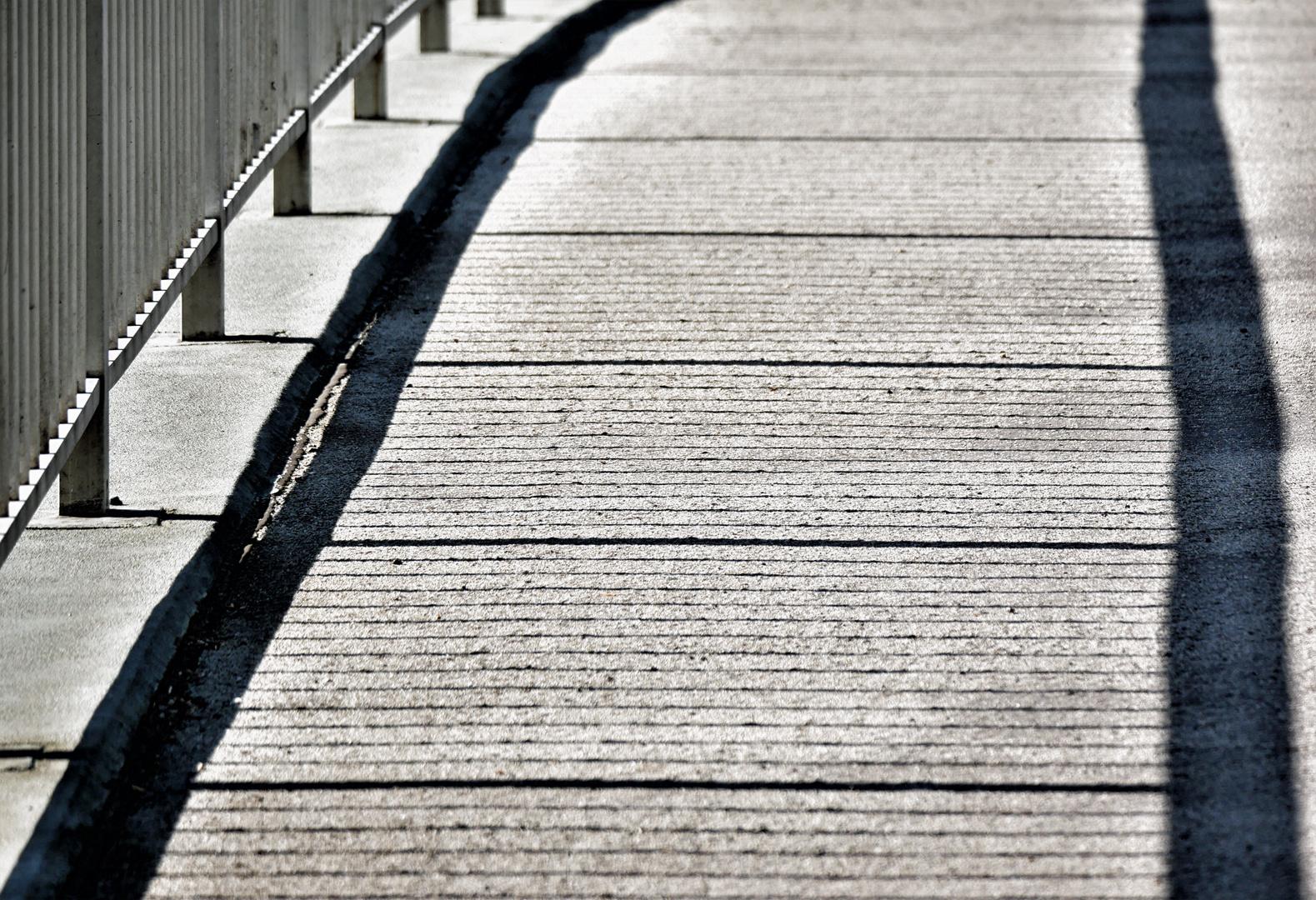 Fußgängerbrücke