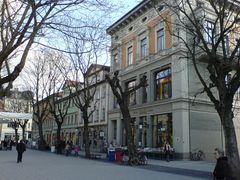 Fußgängerzone in Weimar