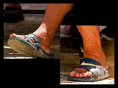 Fußpflege überfällig