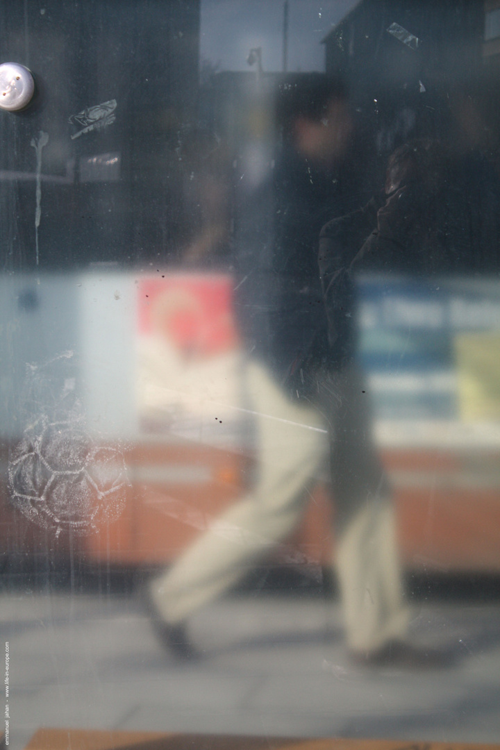 fuzzy bus stop 5