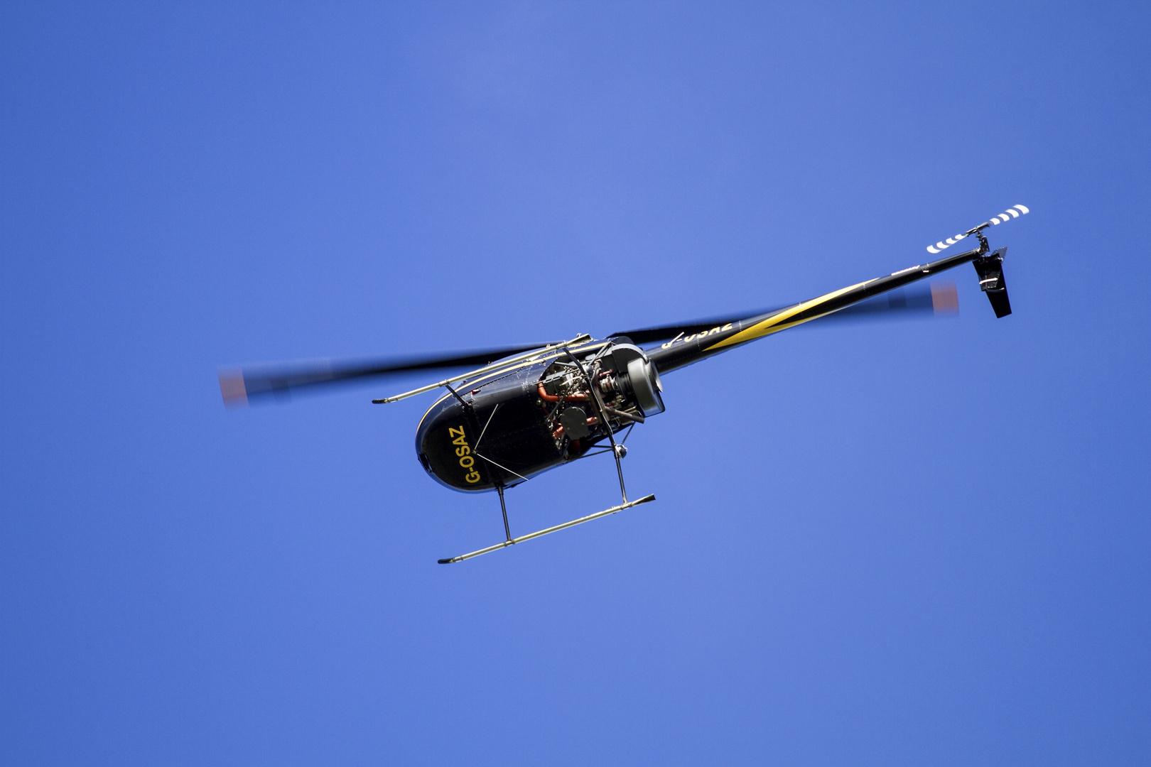 G-OSAZ Robinson R22 Beta Helicopter