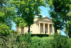 Gabkapelle in Stuttgart Rotenberg