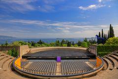 Gabriele D'Annunzios  Amphitheater