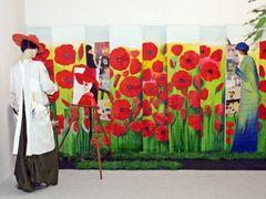 Gabriele Münter und die Blumen