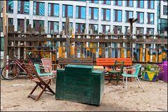 Gängeviertel Hamburg, Garten Speckstrasse
