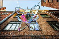 Gängeviertel Kunstobjekt