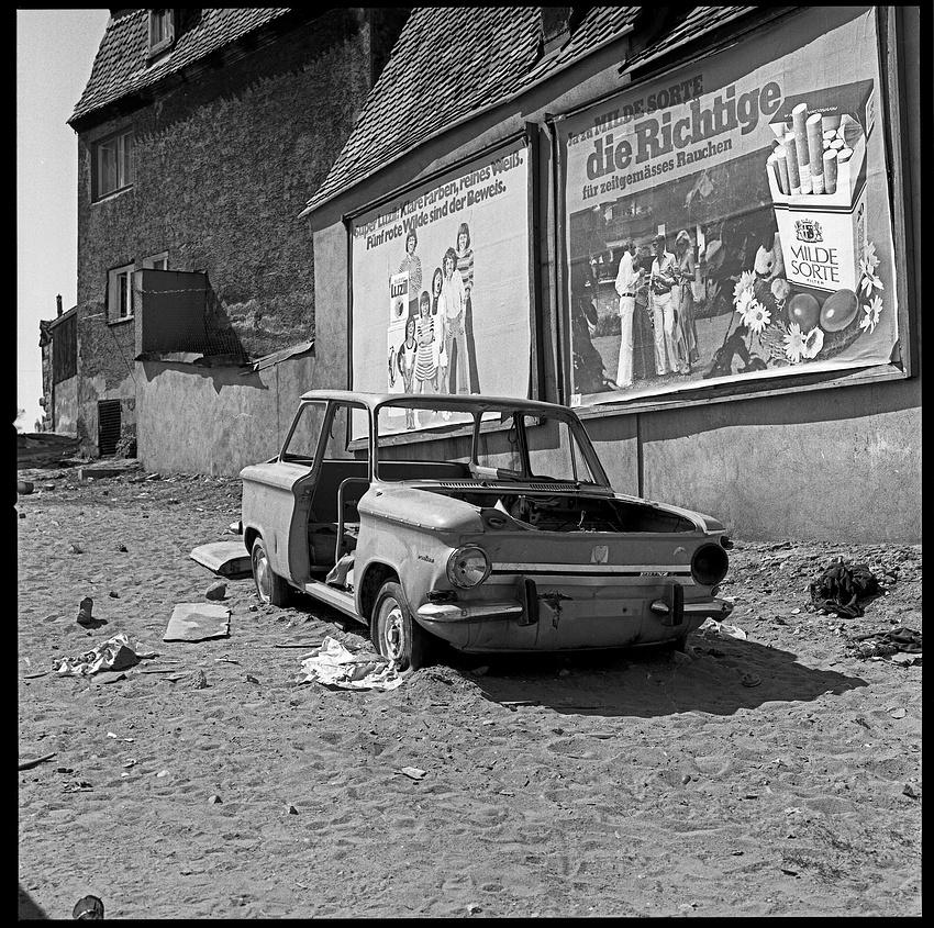 Gänsberg im April 1974 (1)
