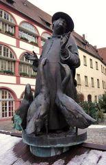 Gänseprediger-Brunnen ...