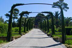 Gärten der Familie March 2