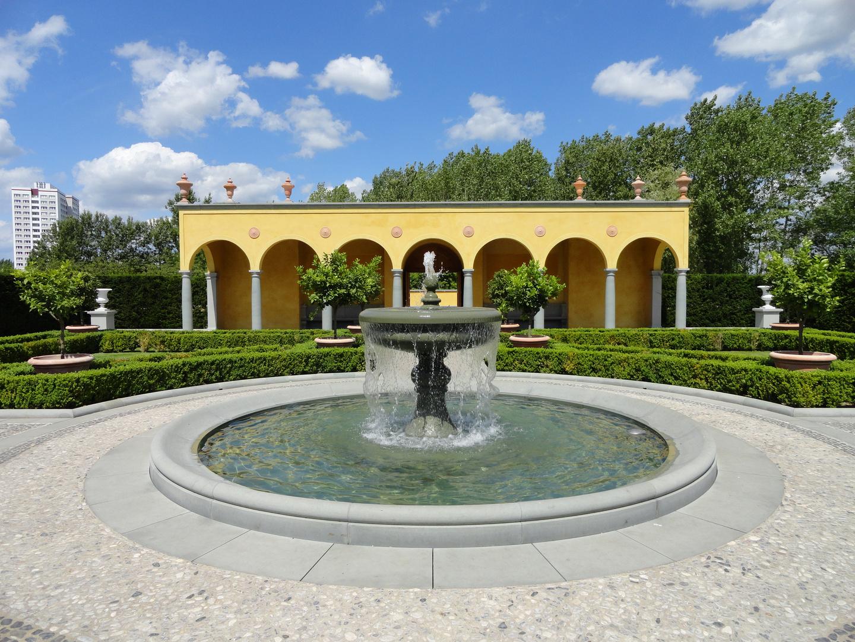 Gärten der Welt in Berlin italienischer Garten 3