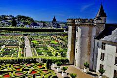 Gärten und Schloss von VILLANDRY