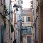 Gässchen Idylle in Arles