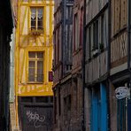 Gässchen - Idylle in Rouen