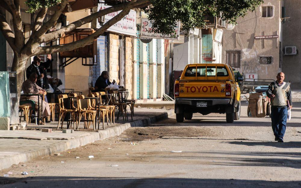 Gaeste Gruss street egypt
