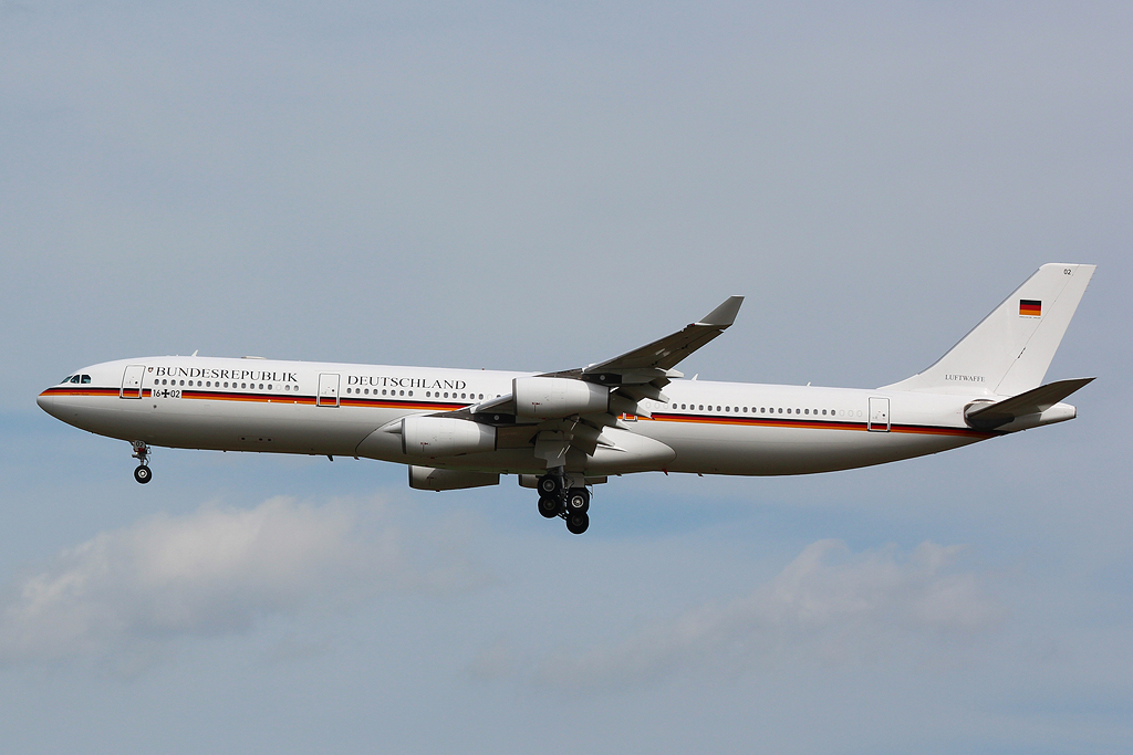 GAF A340-313X VIP