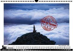 Gaia Calendar JANUAR