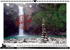 Gaia Calendar JUNE
