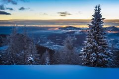 Gaisberg Winter