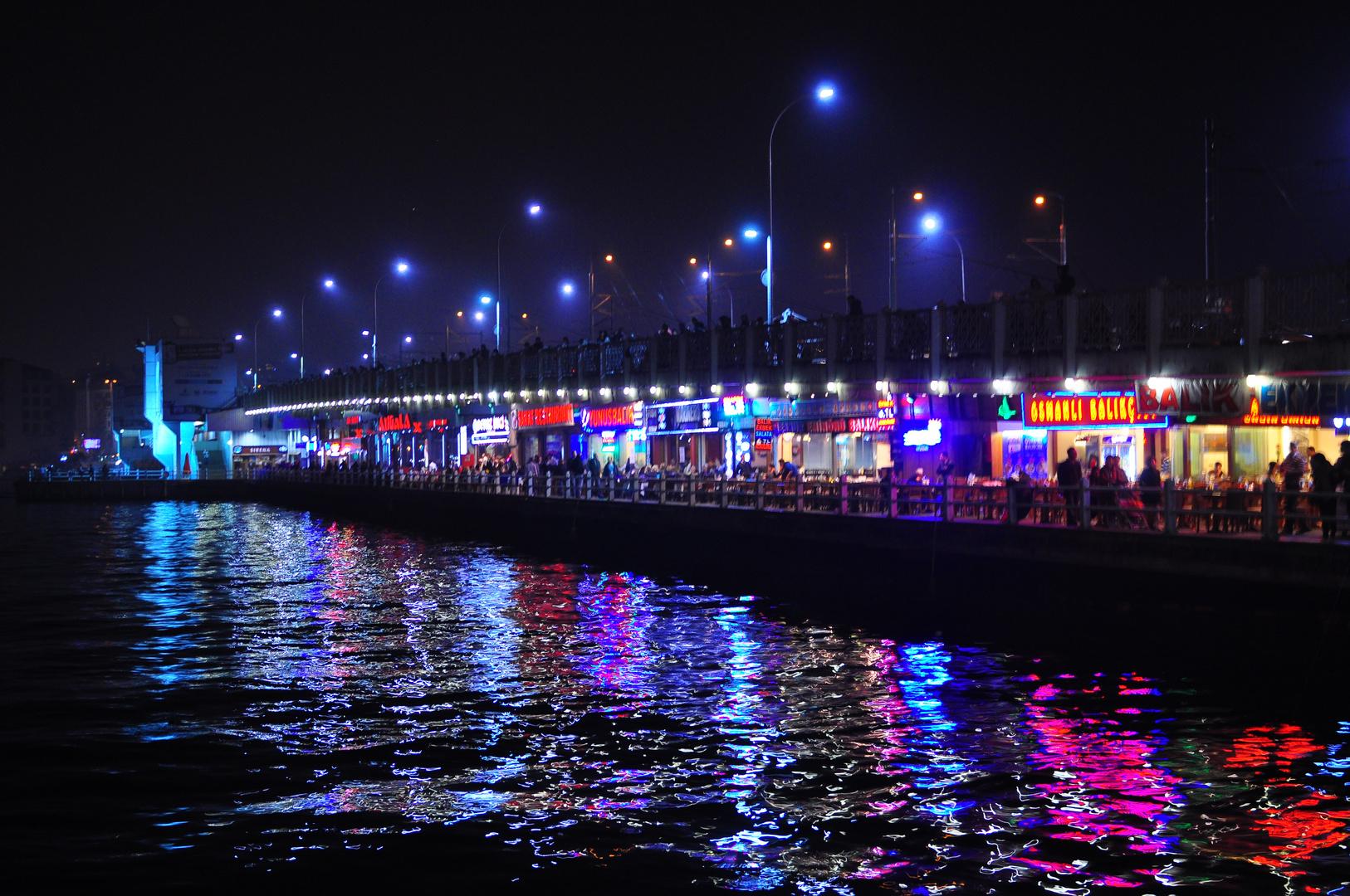Galata - Bridge - Istanbul