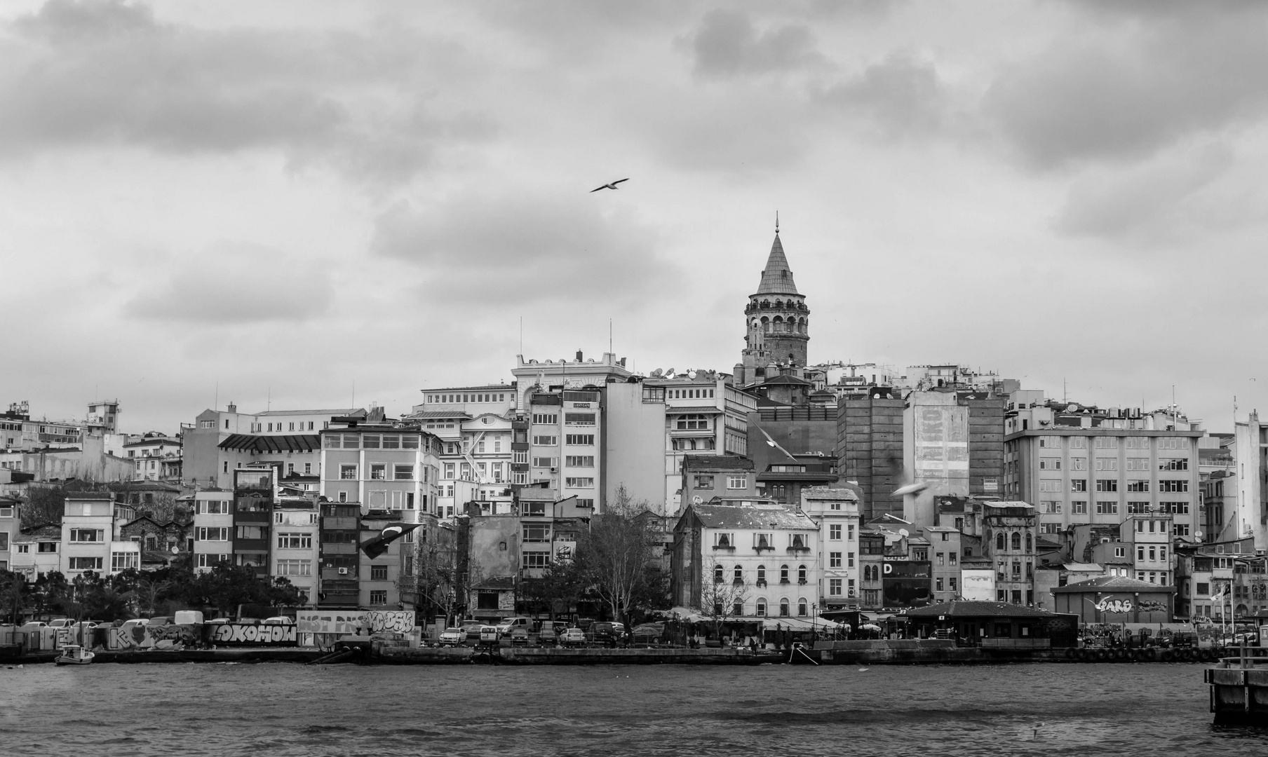 Galata Tower - A Classic