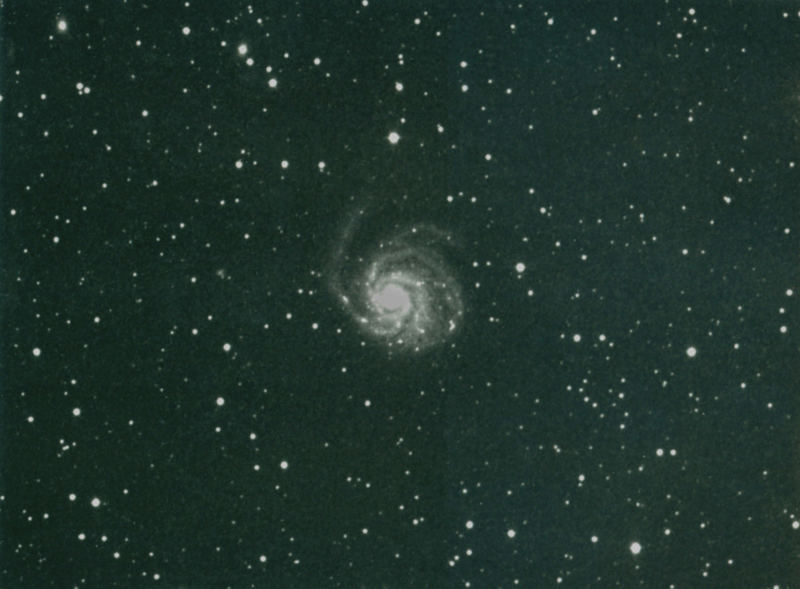 Galaxie - M 101 - Ursa Major II