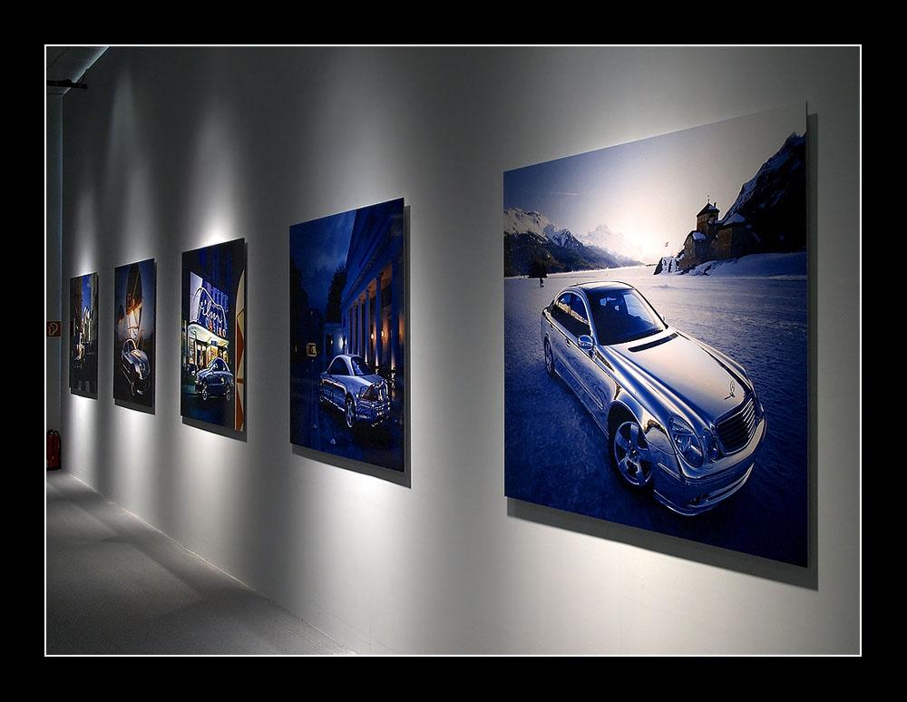 Galerie auf der Photokina