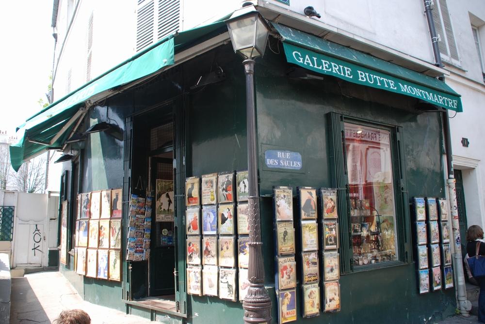 Galerie Butte Montmartre