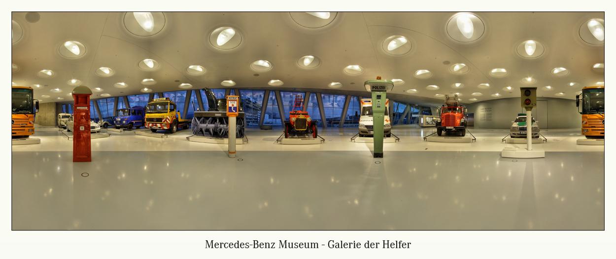 Galerie der Helfer