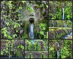 Galerie der hundert Brunnen